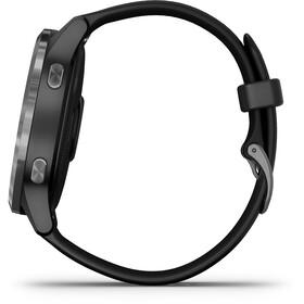 Garmin Vivoactive 4 Älykello, black/slate grey
